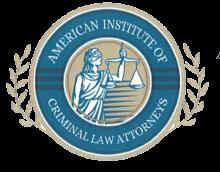 American Institute of Criminal Law Top 10